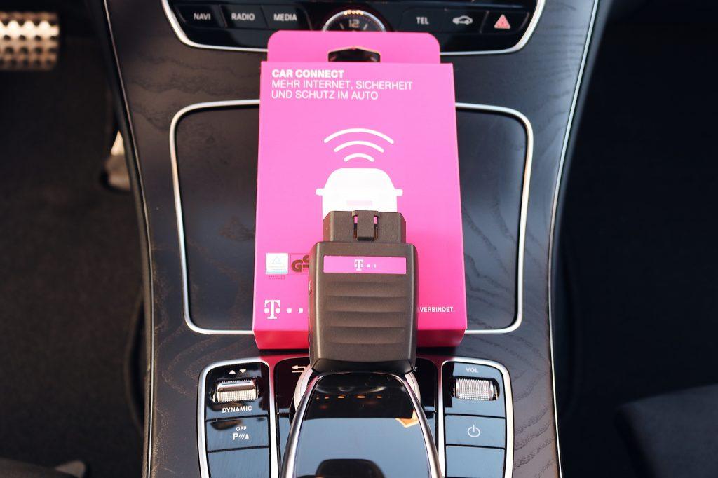 Carconnect von der Telekom