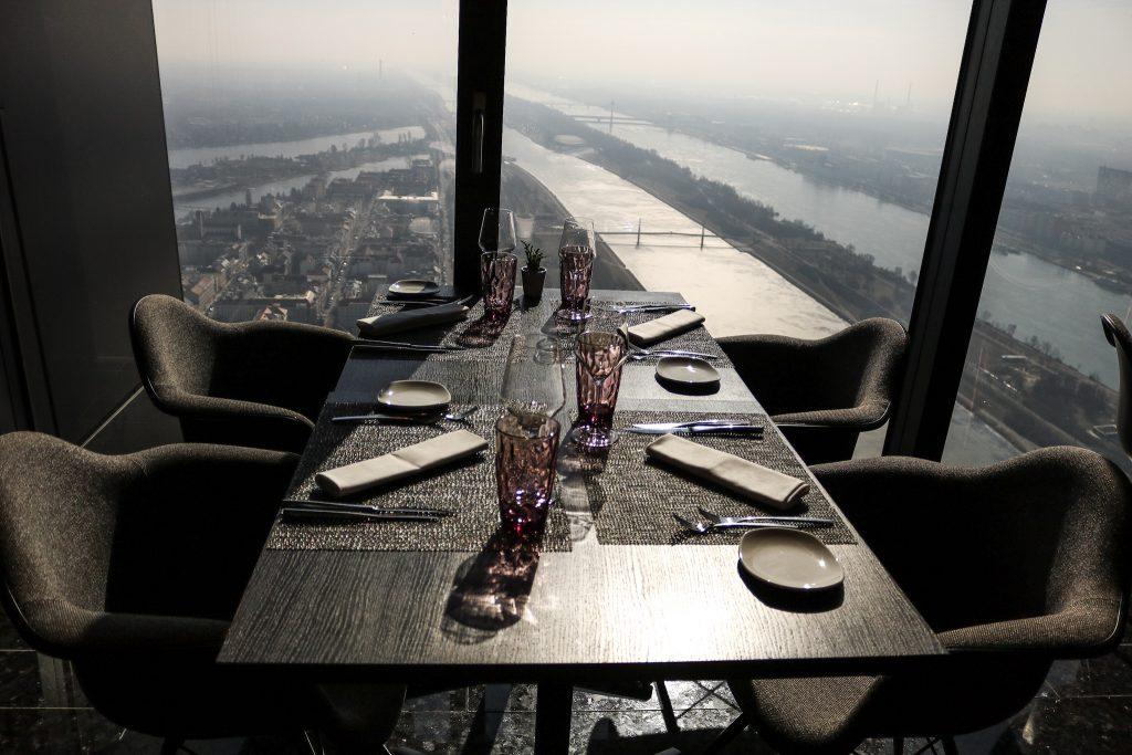 57 Restaurant Meliá Vienna