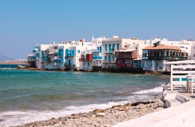 Travel Guide Mykonos