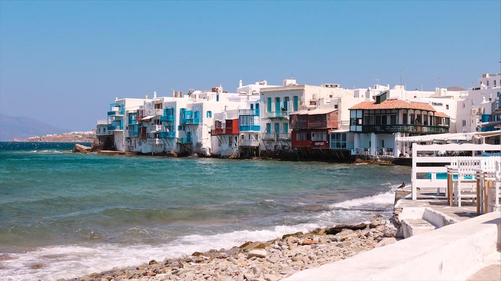 Travel Guide Mykonos