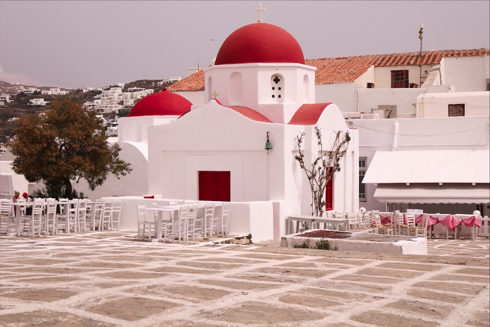 Church mykonos Mykonos travel guide