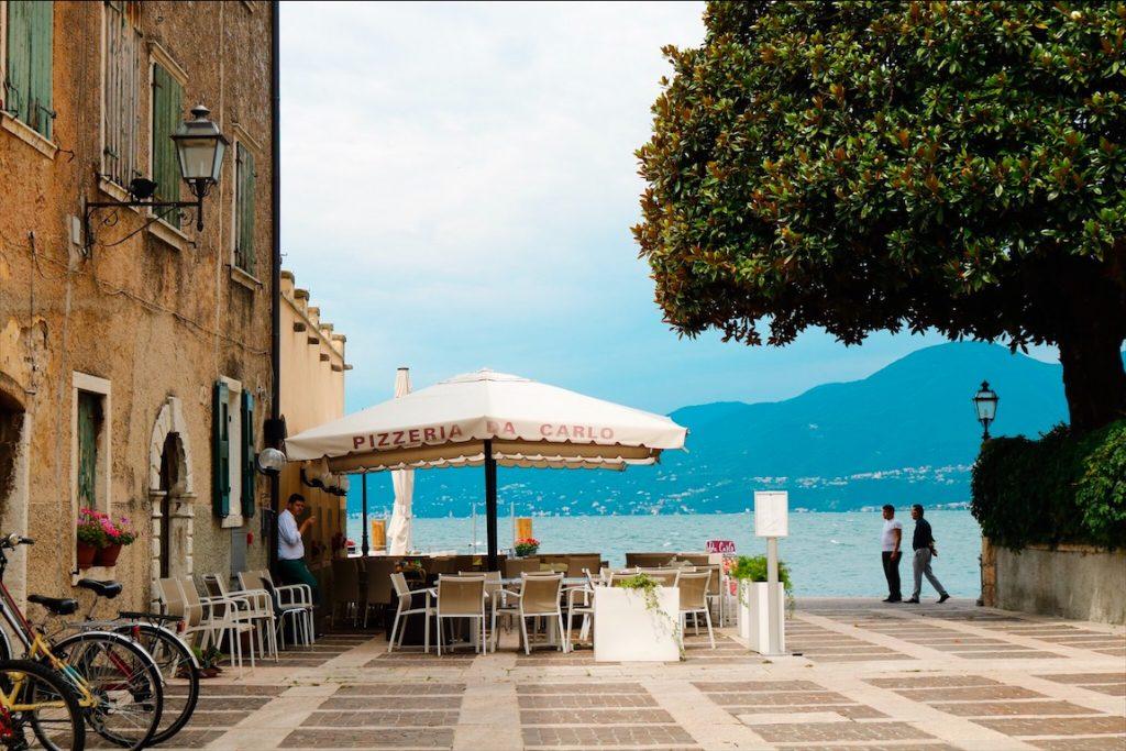 Mit dem Auto durch Italien, Gardasee, Roadtrip Italien Tipps