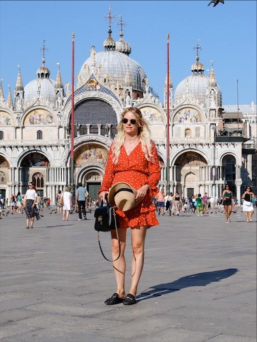 Citytrip Venedig, Tauben Venedig