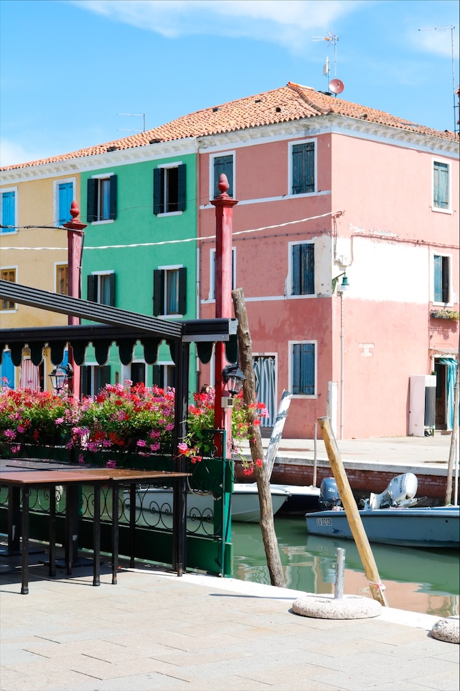 Italiens Inseln, Burano