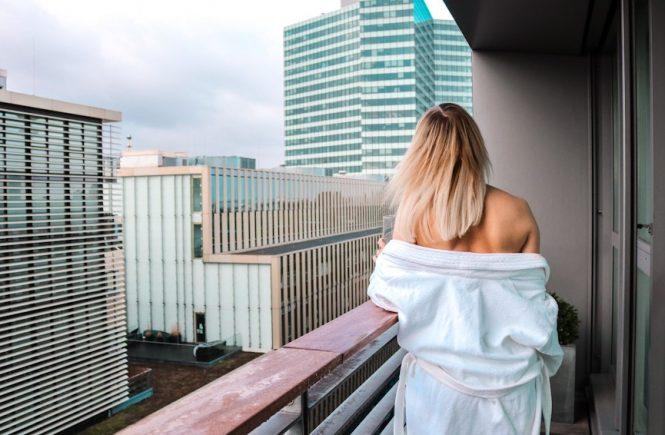 Marina Kauf, Reiseblogger