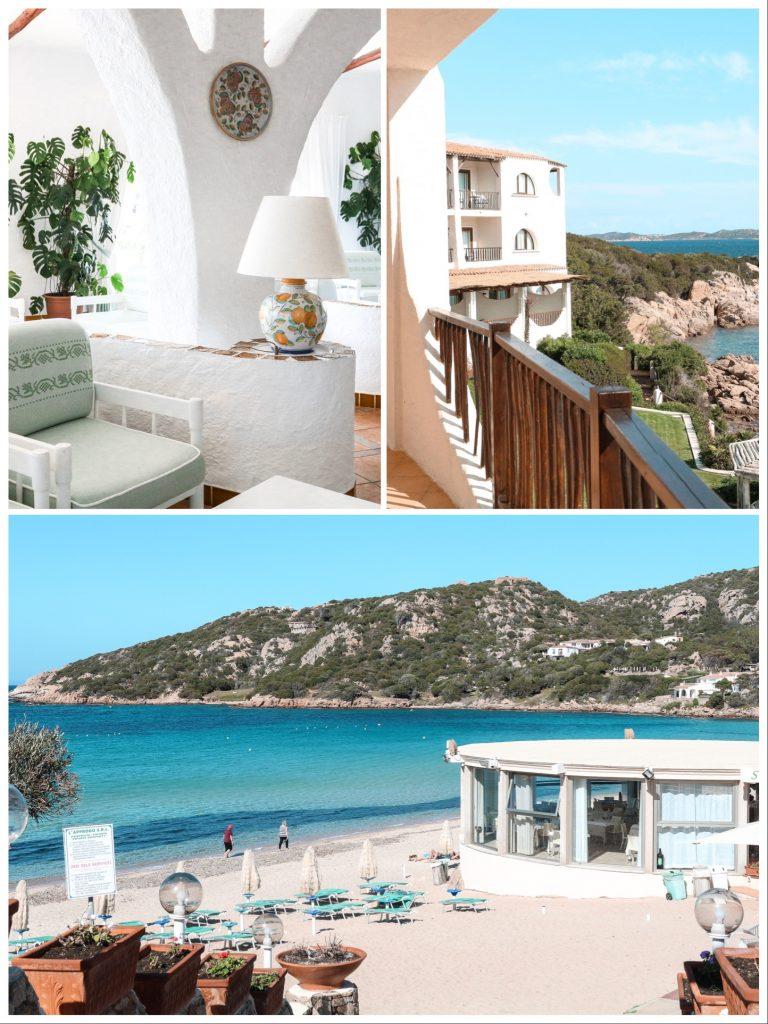 Starnd Club Hotel Baja Sardinia