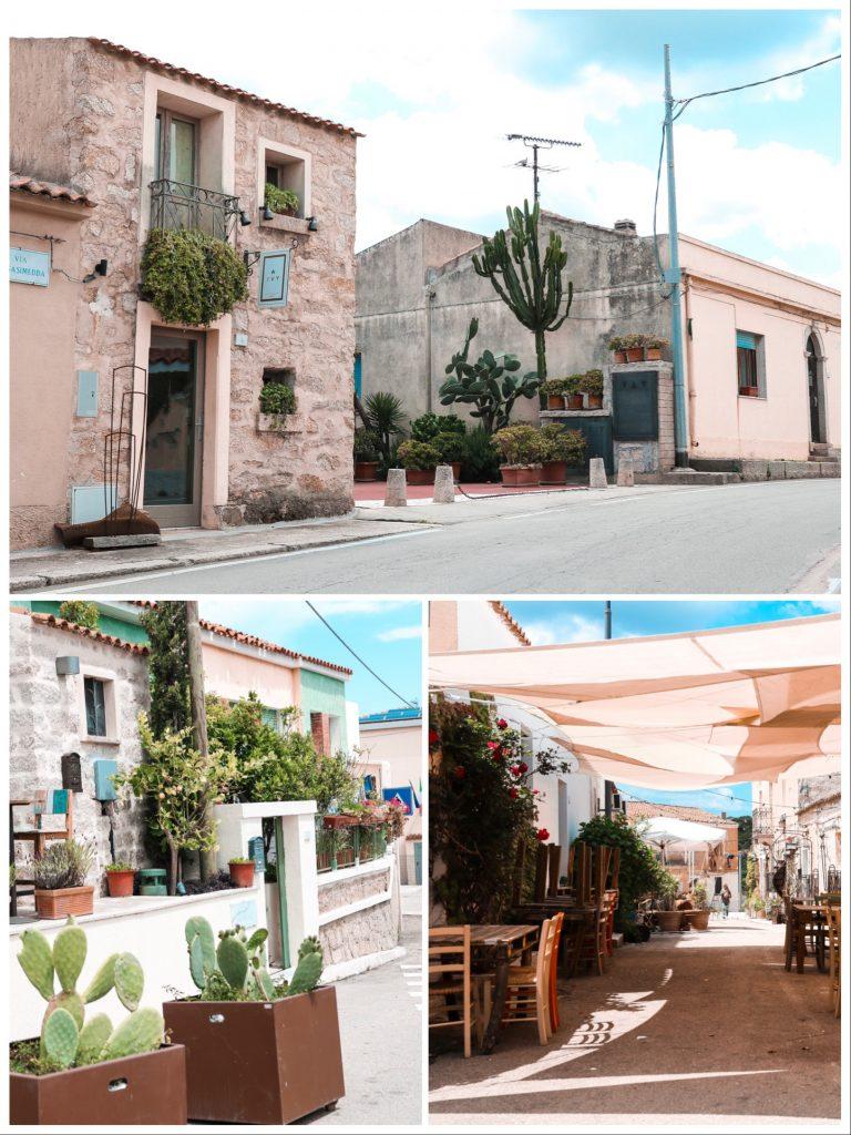 San Pantaleo Markt