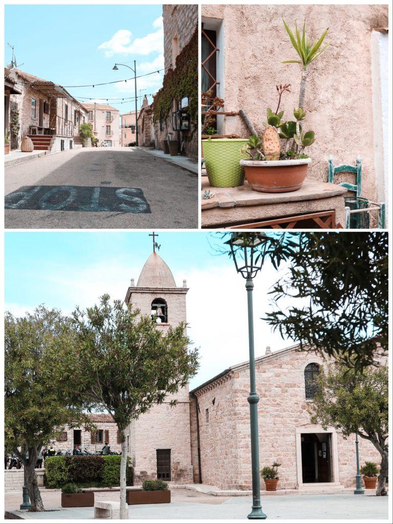San Pantaleo schönster Ort Sardinien